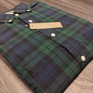 J. Crew Slim Stretch Secret Wash Shirt